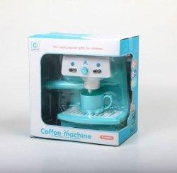 Expres do kawy niebieski