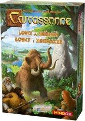 Gra Carcassonne Łowcy i Zbieracze