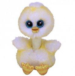 Maskotka TY Beanie Boos Kurczak z długą szyją Benedic 15 cm