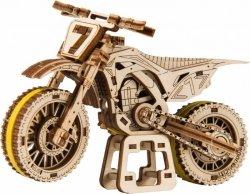 Puzzle 3D Motocykl crossowy MotoCross