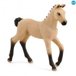 Figurka Koń Źrebie Rasy Hanoverian, Red Dun