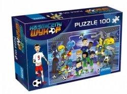 Puzzle 100 Elementów Kosmiczny Wykop