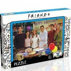 Puzzle 1000 elementów Przyjaciele Urodziny