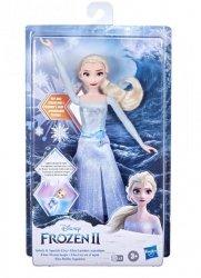 Lalka Frozen 2 Elsa Wodna Magia