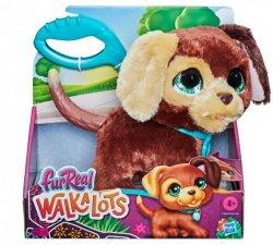 Maskotka interaktywna Fur Real Duży Pies na smyczy