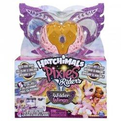 Figurka Hatchimals Pixies Riders Wilder Wings Jednorożec