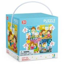 Dodo Puzzle 4w1 Mój Dzień
