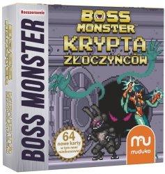 Gra Boss Monster dodatek 4-Krypta Zloczyńców