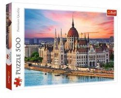 Puzzle 500 elementów Budapeszt Węgry