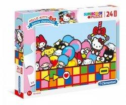 Puzzle 24 elementy Maxi - Hello Kitty