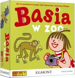 Gra Basia w Zoo. Gra Planszowa