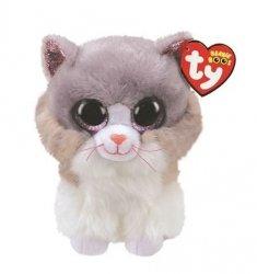 Maskotka TY Kot z rogiem Asher 15 cm