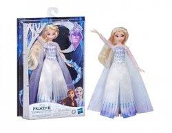 Lalka Frozen 2 Królewska śpiewająca Lalka Elsa wersja ANG