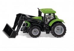 Traktor z podnośnikiem Deutz Fahr