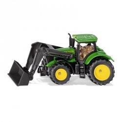 Pojazd Traktor John Deere z przednią ładowarką