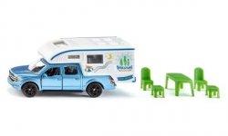 Pojazd kamper Ford F150 Pick-Up Camper