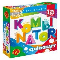 Gra Kombinator Sześciokąty