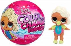 Laleczka L.O.L. Surprise Color Change Dolls display 18 sztuk