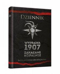 Gra Dziennik Wyprawa 1907: Zakazane Kopalnie