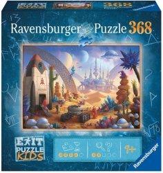 Puzzle Exit dla dzieci - Kosmos