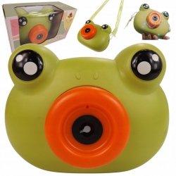 Maszynka aparat do baniek żabka dźwięki płyn 386A