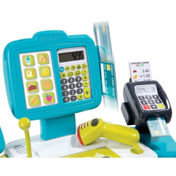 Elektroniczna kasa Smoby z panelem dotykowym