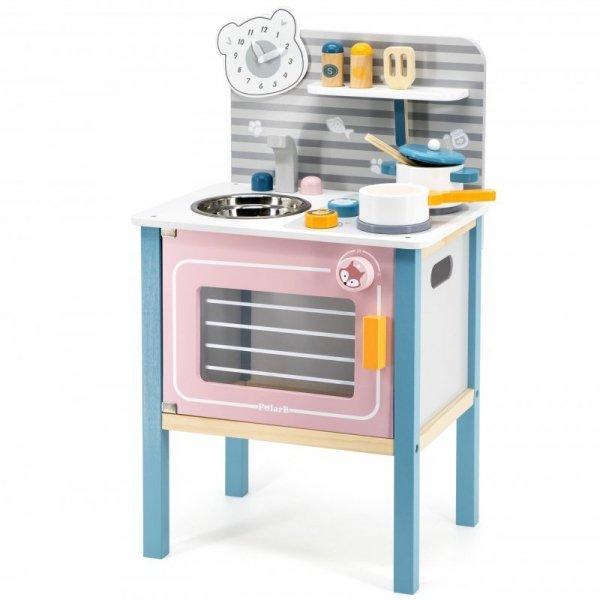 Kuchnia drewniana dla dzieci z akcesoriami Viga Toys