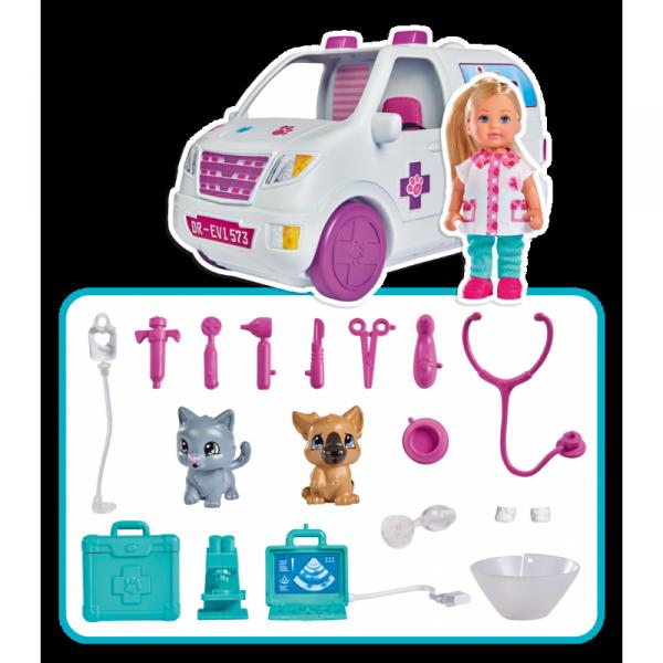 SIMBA Doktor Evi Ambulans 2w1
