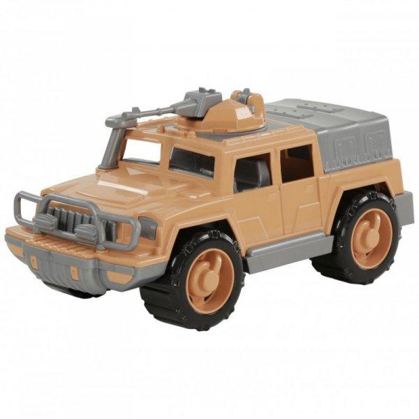 Wader QT Samochód Jeep Obrońca Safari z Karabinem