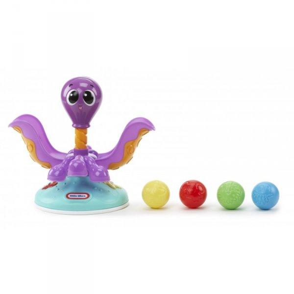 Little Tikes Ośmiorniczka edukacyjna z piłeczkami