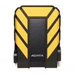 ADATA HD710 Pro zewnętrzny dysk twarde 1000 GB Czarny, Żółty