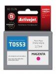Tusz Activejet AE-553N (zamiennik Epson T0553; Supreme; 12.5 ml; czerwony)