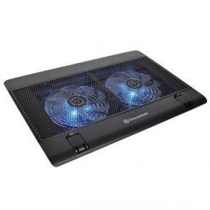 Podkładka chłodząca pod laptop Thermaltake Massive 14 rev.2 CL-N001-PL14BU-A (17.x cala; 2 wentylatory; HUB)