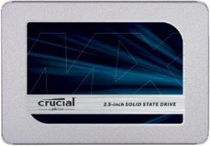 Dysk Crucial CT500MX500SSD1 (500 GB ; 2.5; SATA III)
