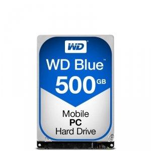 Dysk WD WD5000LPCX_3M (500 GB ; 2.5; SATA III; 16 MB; 5400 obr/min)