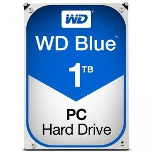 Dysk WD Blue WD10EZRZ (1 TB ; 3.5; SATA III; 64 MB; 5400 obr/min)