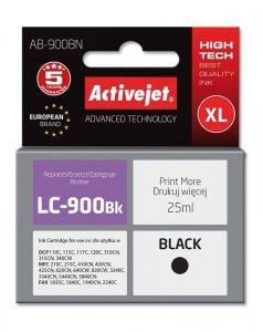 Tusz Activejet AB-900BN (zamiennik Brother LC900BK; Supreme; 25 ml; czarny)