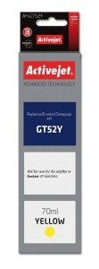 Tusz Activejet AH-GT52Y (zamiennik HP GT52Y M0H56AE; Supreme; 70 ml; żółty)
