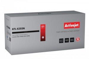 Toner Activejet ATL-X203N (zamiennik Lexmark X203A21G; Supreme; 2500 stron; czarny)