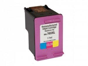 SUPERBULK B-H703C tusz trójkolorowy do drukarki HP (zamiennik HP 703 CD888AE), 17ml, kolor