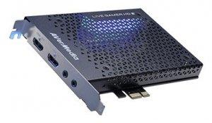 Rejestrator AVerMedia Live Gamer HD 2 61GC5700A0AB