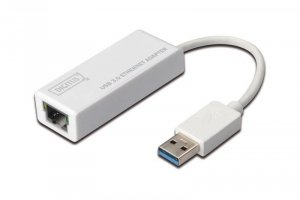 Adapter DIGITUS DN-3023 (USB 3.0; 1x 10/100/1000Mbps)