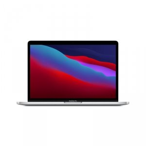 Apple 13-inch MacBook Pro: Apple M1 chip with 8-core CPU and 8-core GPU, 256GB SSD - Silver