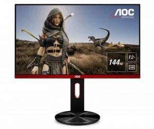 Monitor AOC G2590PX (24,5; TN LED; FullHD 1920x1080; DisplayPort, HDMI, VGA; kolor czarny)