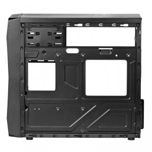 Akyga AK729BK zabezpieczenia & uchwyty komputerów Micro Tower Czarny