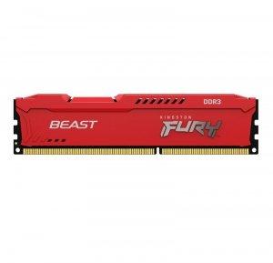 KINGSTON 4GB 1866MHz DDR3 CL10 DIMM FURYBeast Red KF318C10BR/4