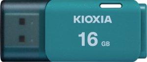 KIOXIA FlashDrive U202 Hayabusa 16GB Aqua