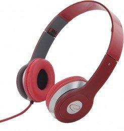 Słuchawki Esperanza TECHNO EH145R (kolor czerwony)
