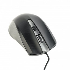 Mysz GEMBIRD MUS-4B-01-GB (optyczna; 1200 DPI; kolor czarny)