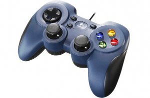 Gamepad Logitech 940-000135 ( PC ; kolor czarny )